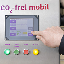 Ladestation für Elektromobile
