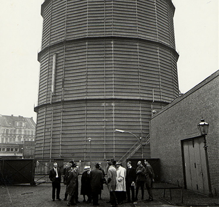 1965 Gaswerk Glocksee