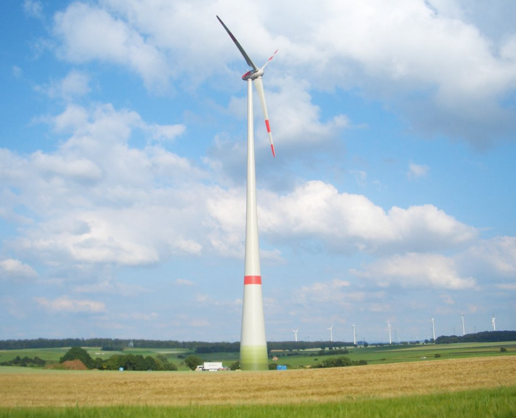 Windpark Martenberg