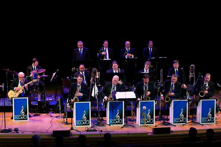 The Kansas City Jazz Orchestra beim Jazzfestival enercity swinging hannover